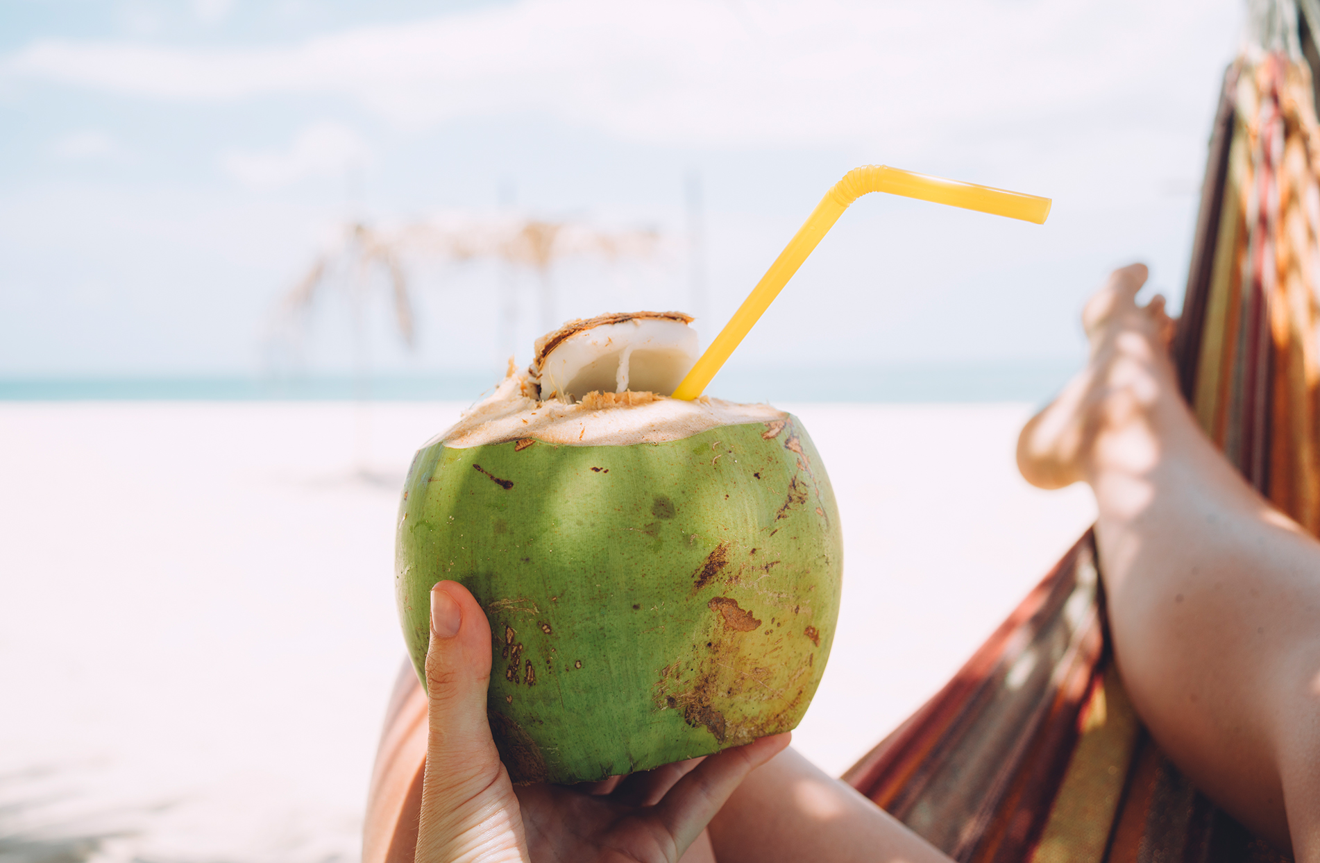 Health benefits of drinking coconut water
