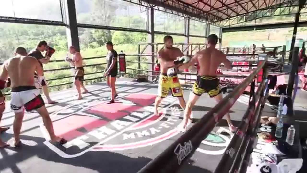 Weight Loss in Phuket at Gym of Muay Thai Boxing is a Perfect Choice